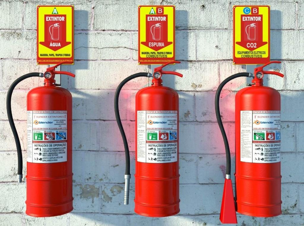 81164a64ed409 Você sabe para que serve cada tipo de extintor