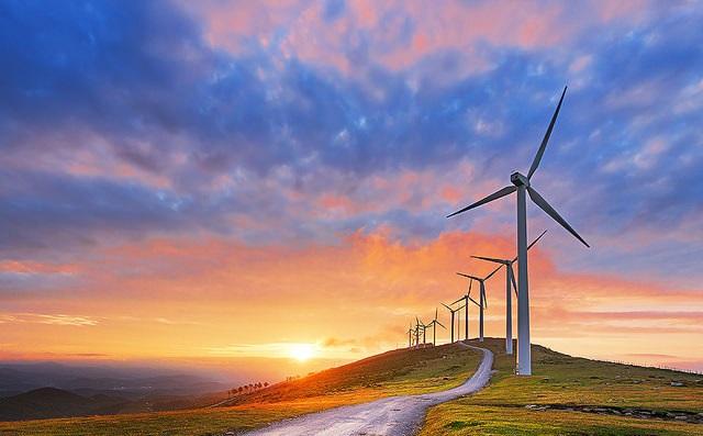 turbina energia eólica