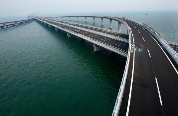 Danyang–Kunshan-Grand-Bridge-blog-da-engenharia ponte