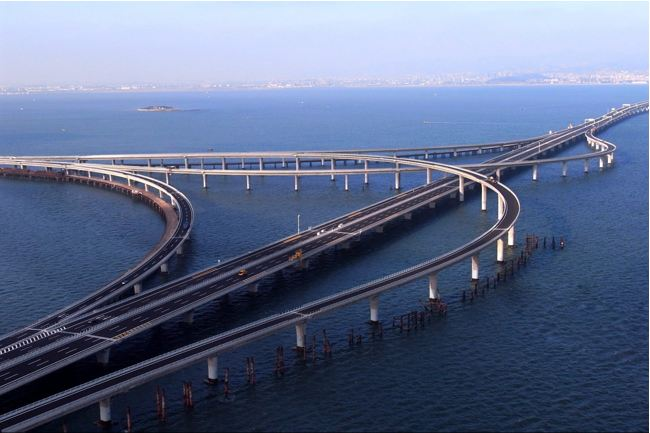 Qingdao Haiwan-blog-da-engenharia ponte