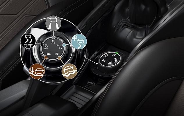 Grip Controlé (Créditos: carros.peugeot.com.br).