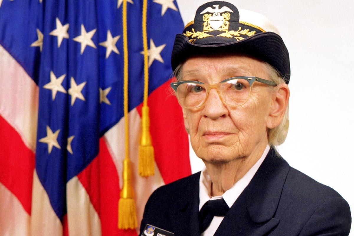 Capitã Grace Hopper