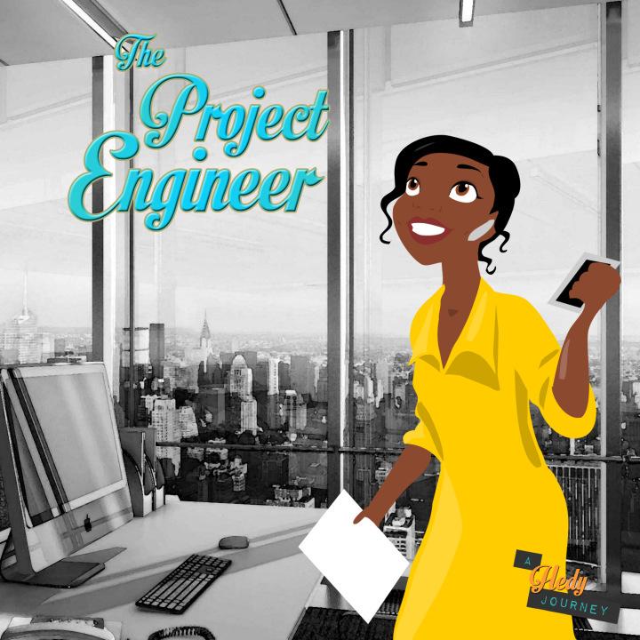 Tiana princesa da Disney de engenheira de projetos