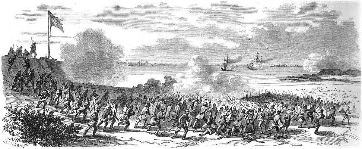 Guerra do Paraguai dia da engenharia