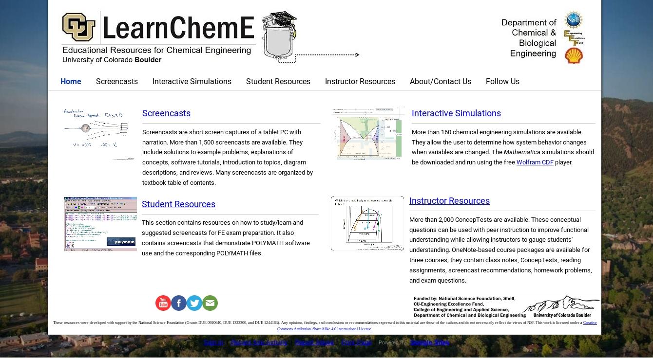sites úteis para estudantes de engenharia