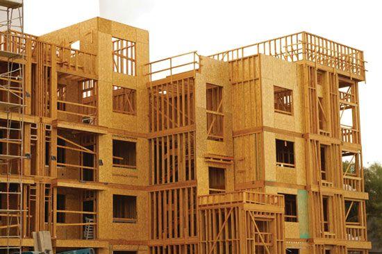 wood frame | Blog da Engenharia