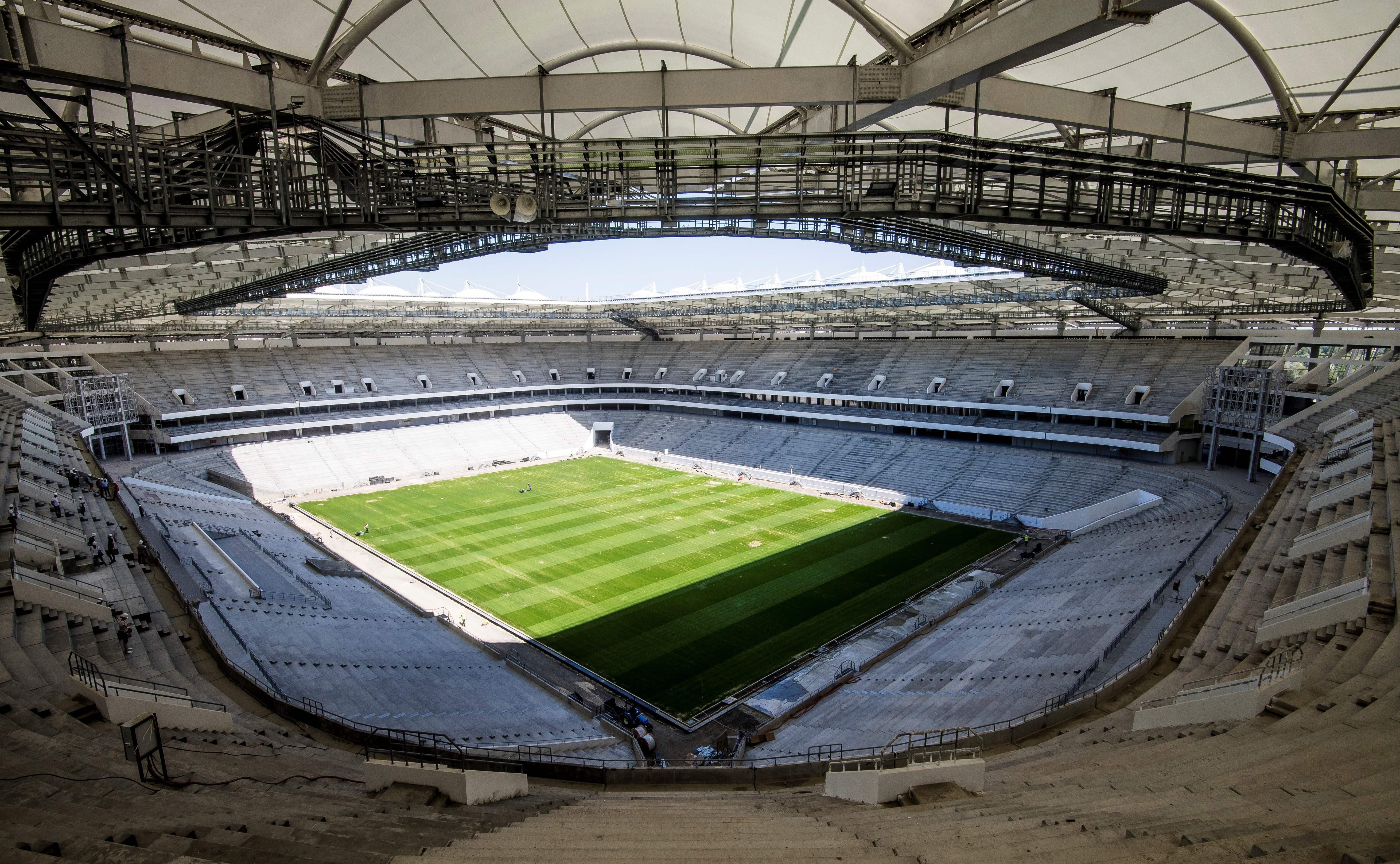 Engenharia da Arena de Rostov