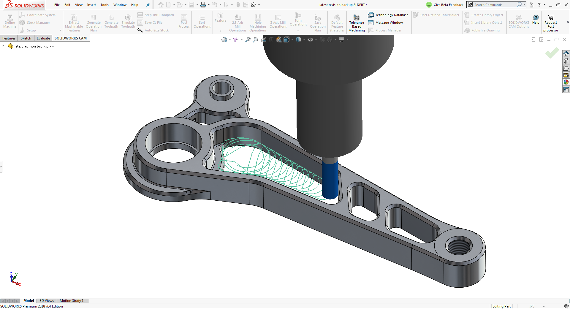 SolidWorks na Engenharia