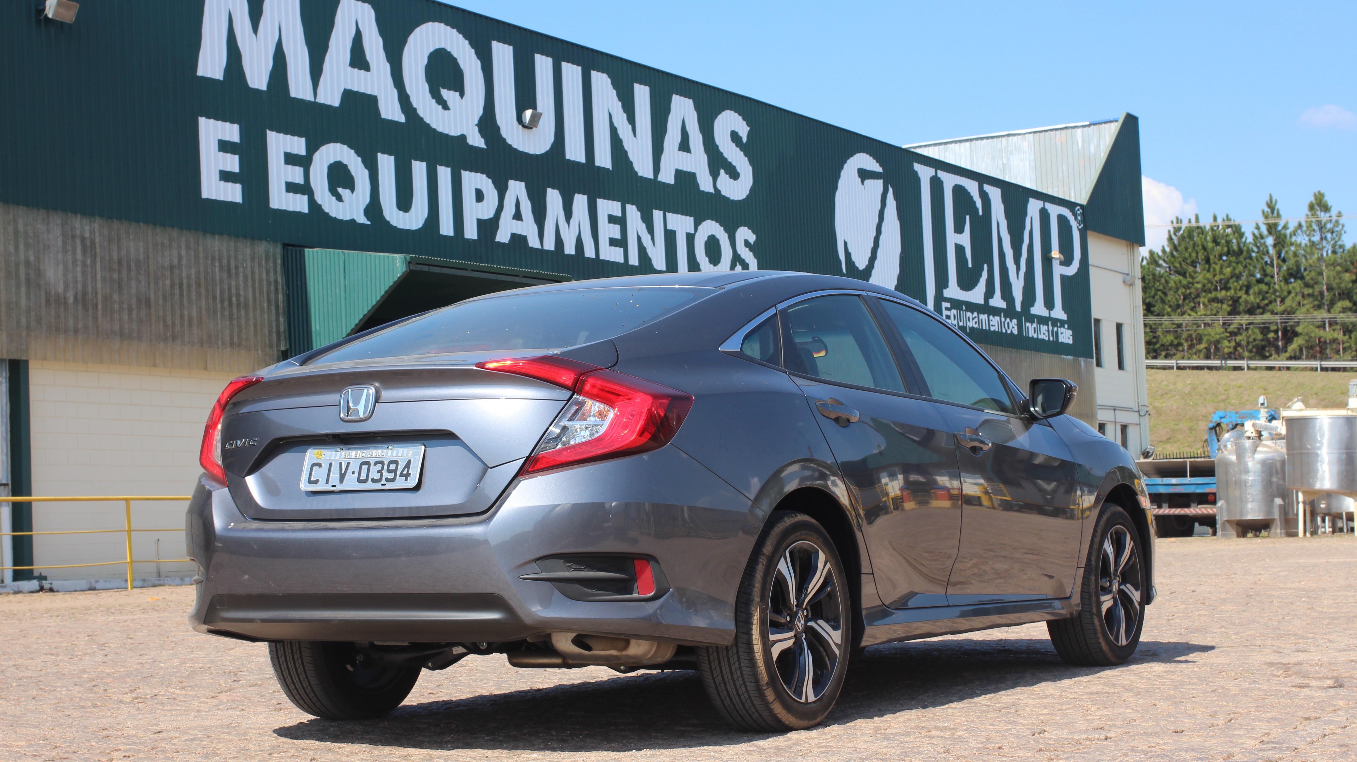 Testamos o Novo Honda Civic EX, descubra nossa opinião sobre ele!