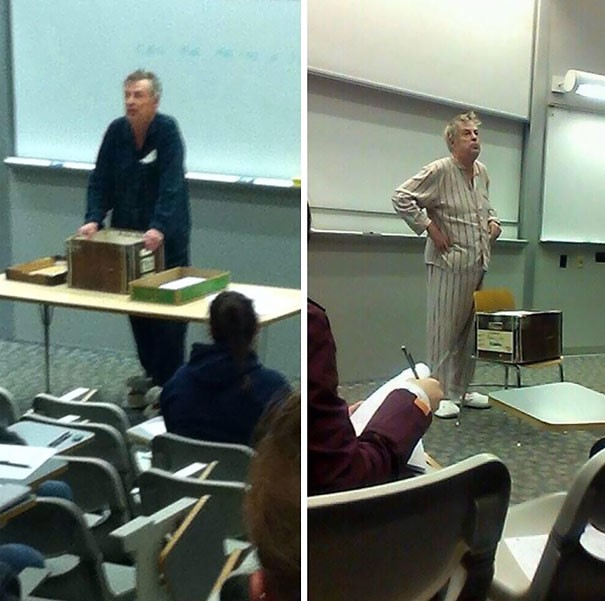 Lista 360: os professores mais divertidos que você poderia ter