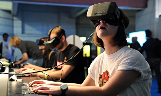 Realidade virtual nos projetos de engenharia