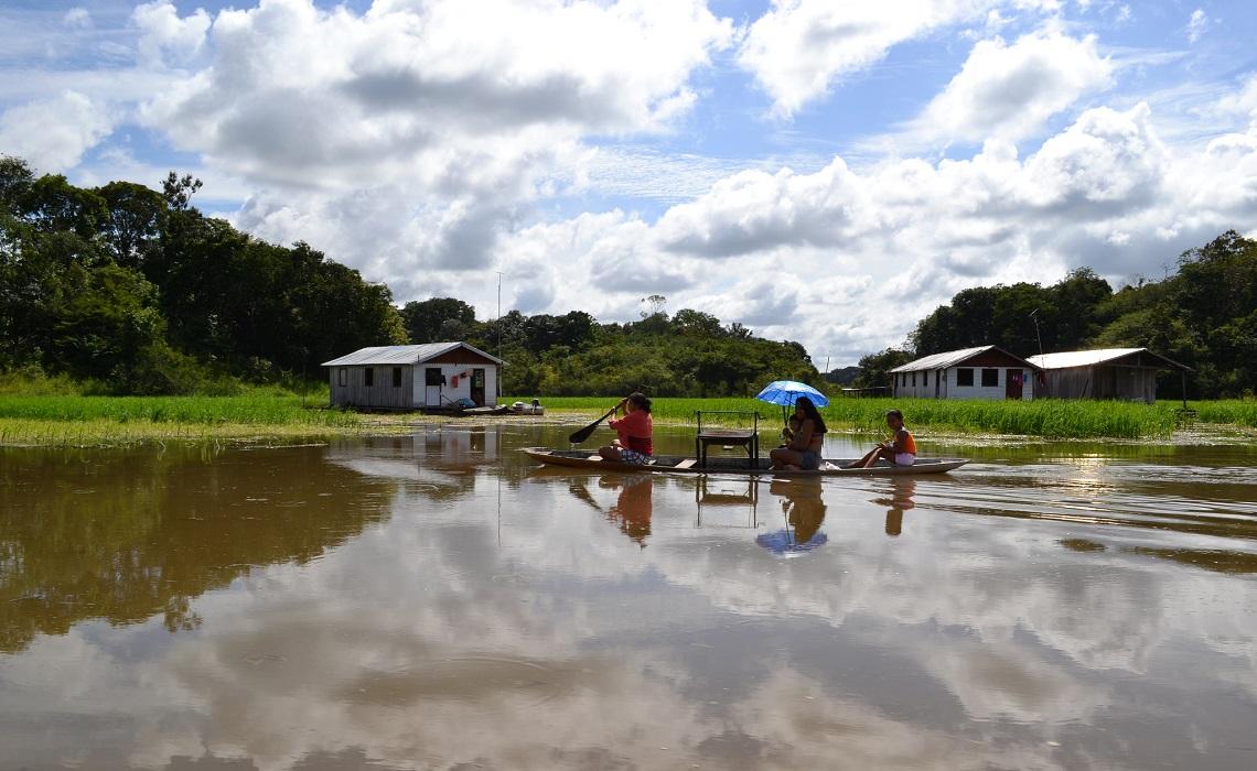 Conheça o programa que acompanha as mudanças climáticas na Amazônia
