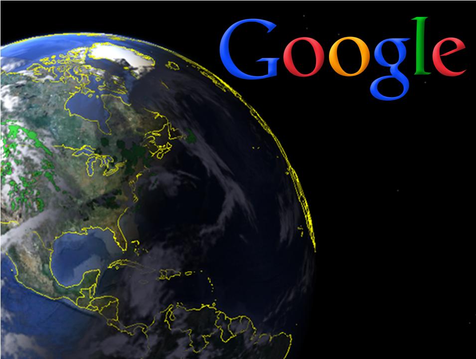 Google rumo ao espaço