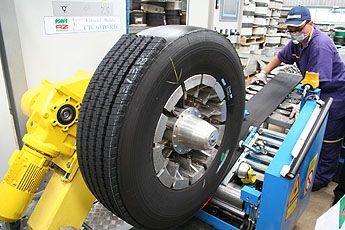 Sistema de recapagem de pneus eleva a eficiência energética e diminui emissão de CO2