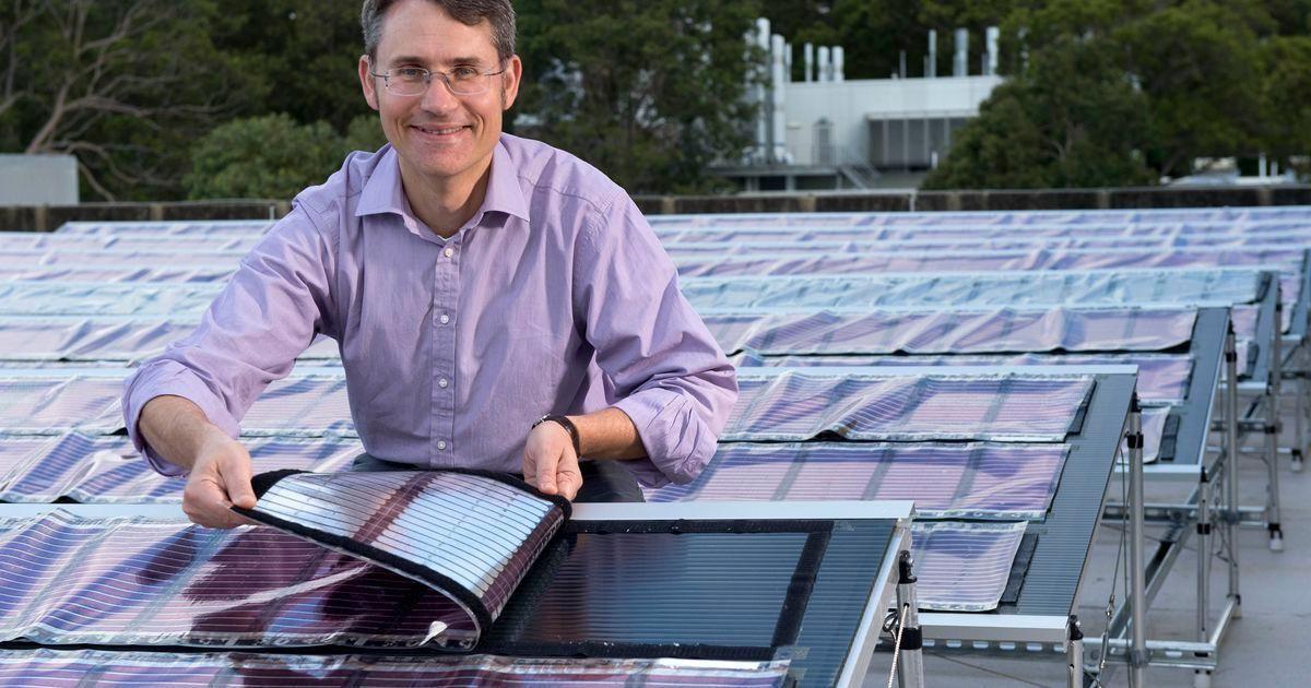 Pesquisadores criam painéis solares com tinta condutora de eletricidade de fabricação rápida e barata