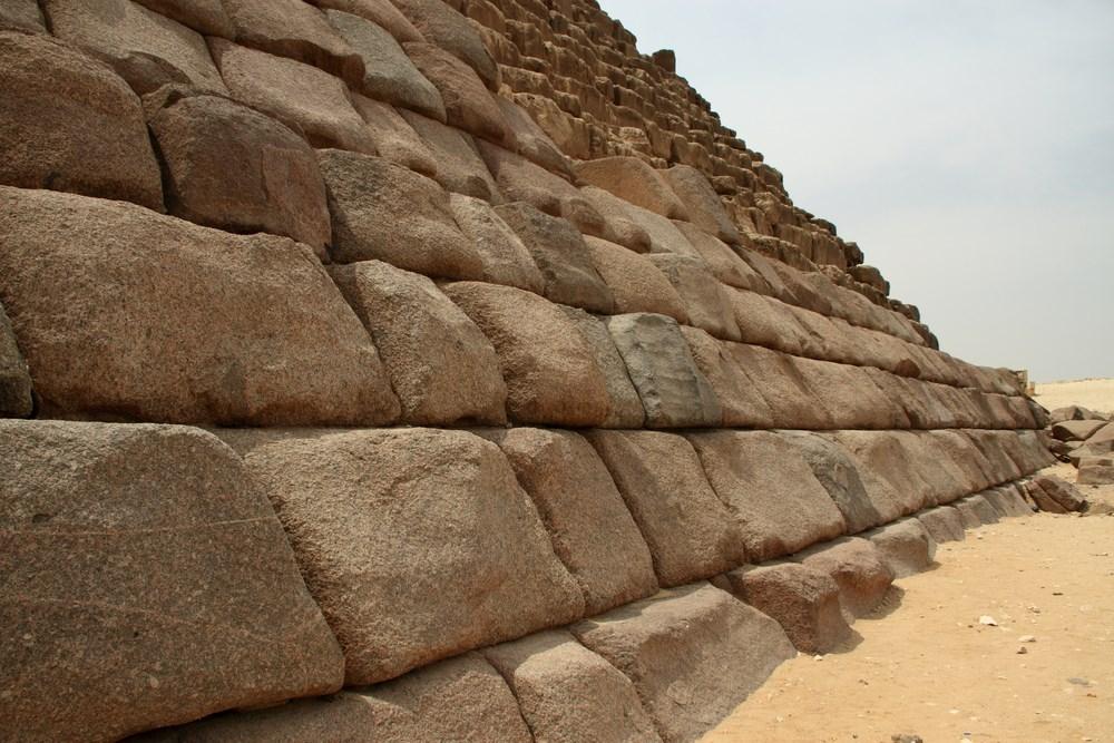 Engenheiro diz ter descoberto o segredo da construção das pirâmides egípcias