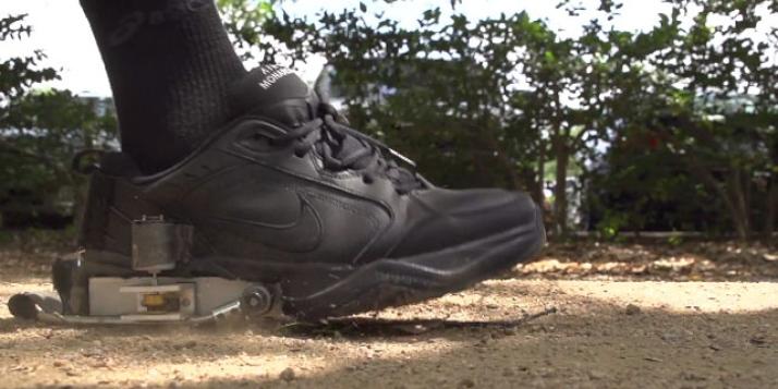 Estudantes desenvolvem sistema capaz de gerar energia através de tênis
