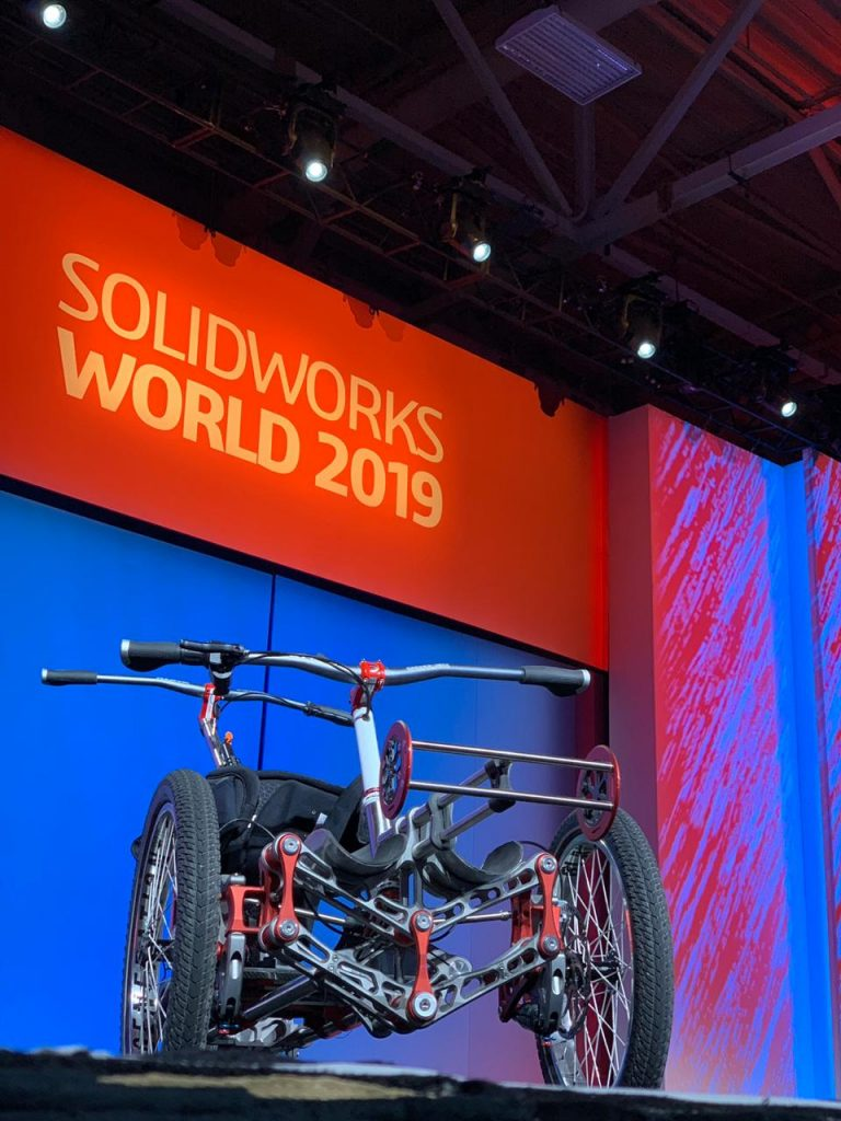 solidworks world 2019