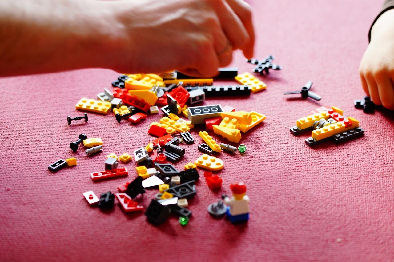Exercício com LEGO pode ajudar na resolução de problemas em empresas