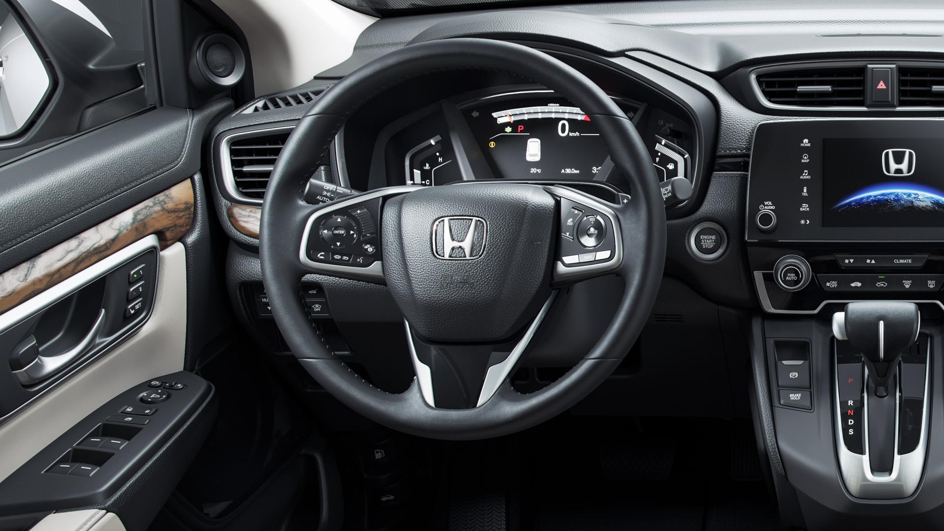 Honda CR-V 2019: