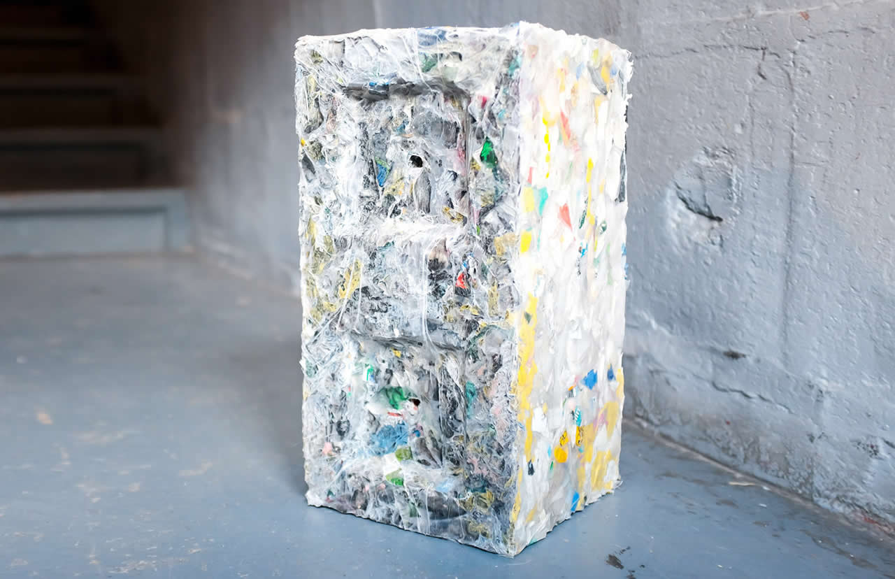 Replast tijolo ecológico