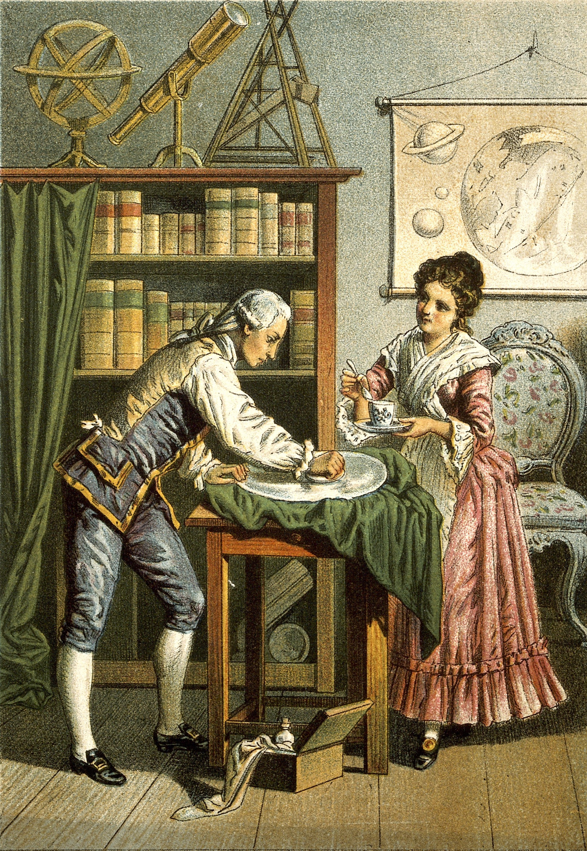 Mulheres que mudaram a engenharia e a ciência: Caroline Herschel