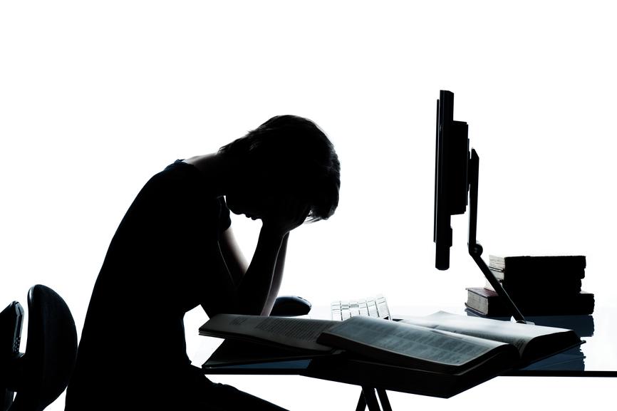 Depressão na Engenharia