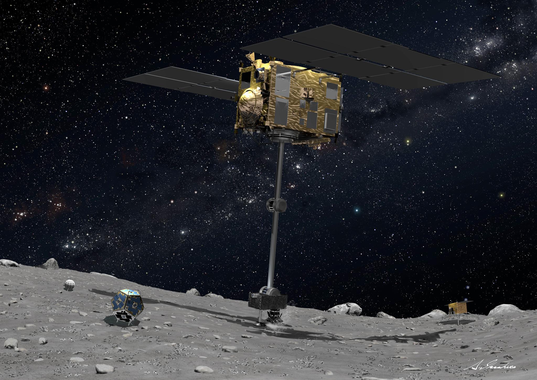 Missão MarCO: entenda como dois pequenos satélites foram essenciais para a NASA