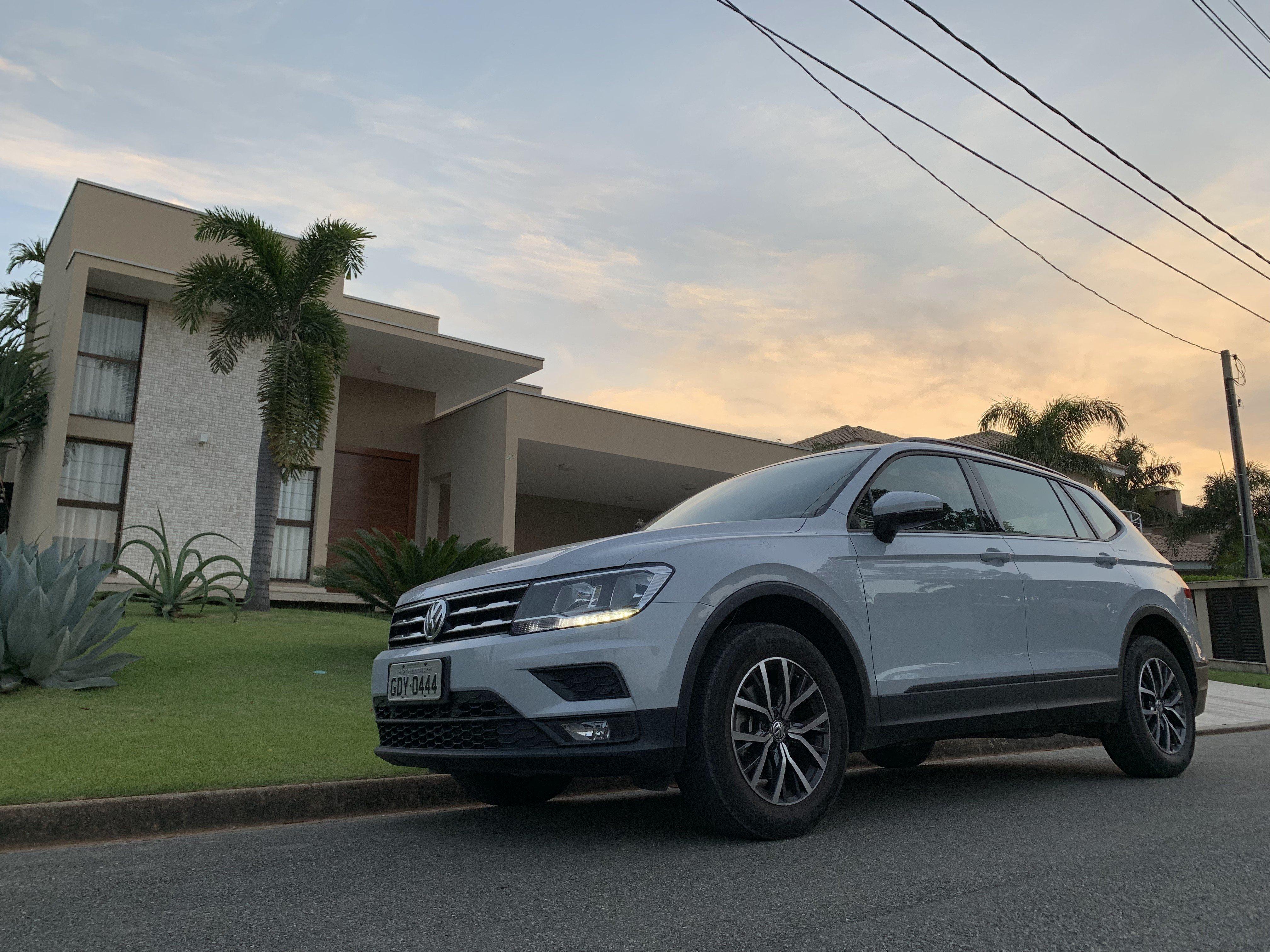 Testamos o novo Tiguan Allspace 1.4 TSI da Volkswagen. Confira! [Review 360]