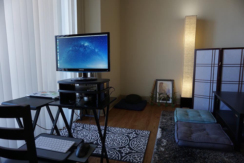 ambiente ideal estudo