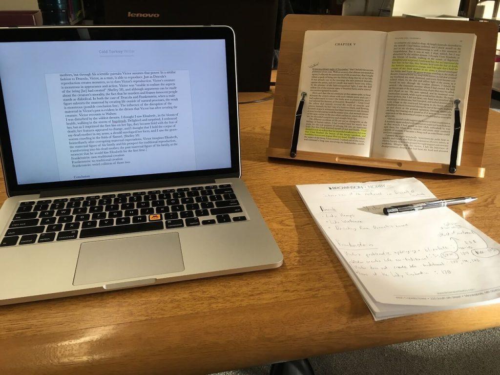 ambiente de trabalho estudo