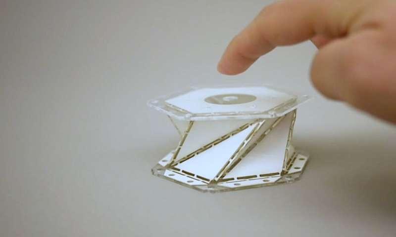 origami aeronáutica
