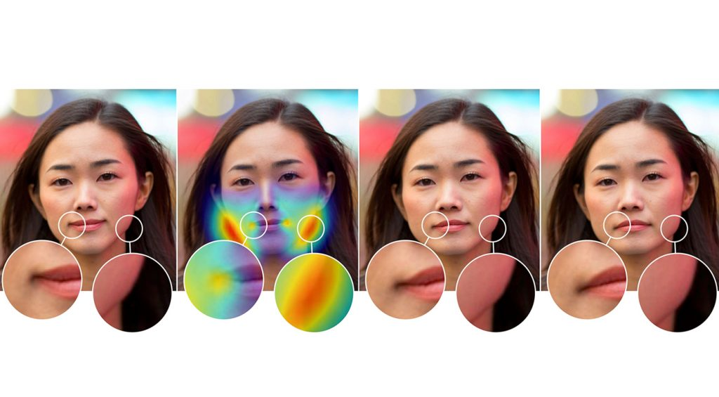 IA para identificar alterações em imagens