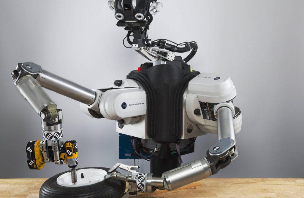 robôs autônomos