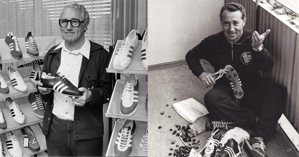 calçados de alta performance