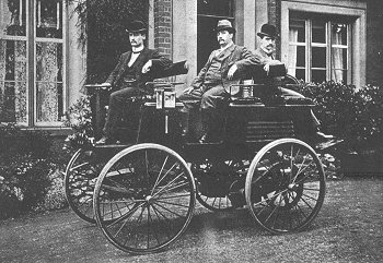 história do carro elétrico