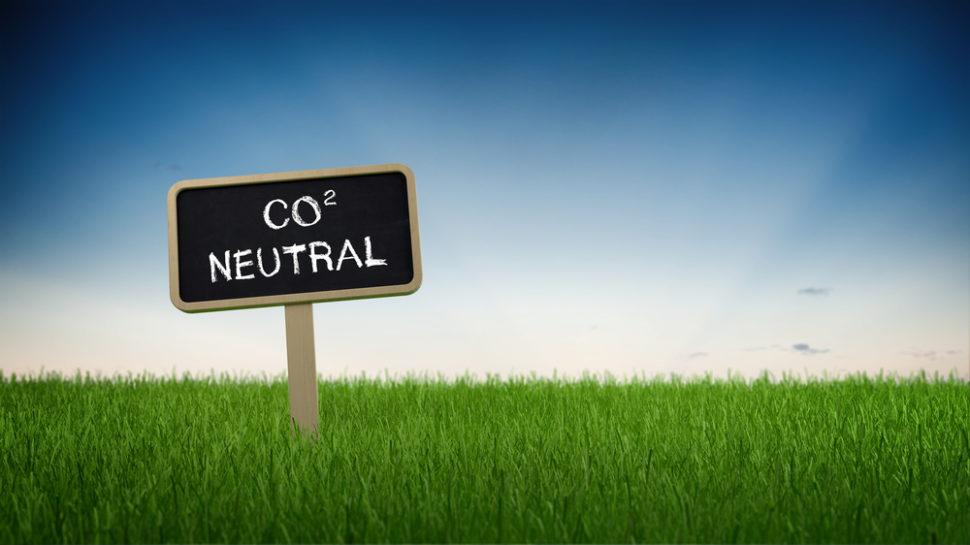 combustível neutro em carbono