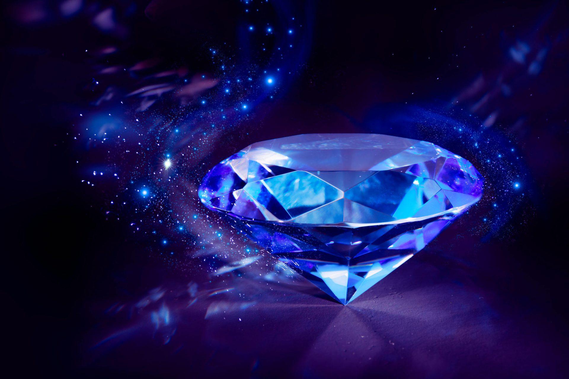 Engenheiros criam uma forma de modelar a estrutura de um diamante para uso em computação quântica