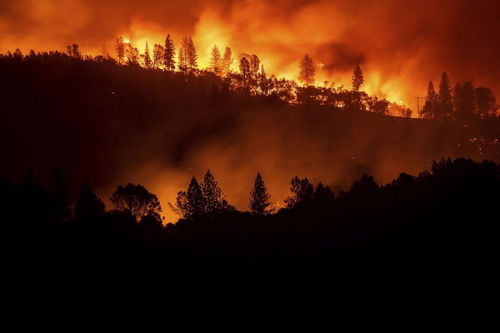drones detectarem focos de incêndio