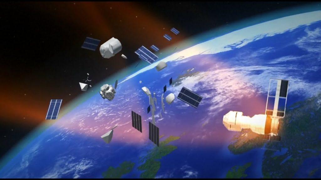 estação espacial China