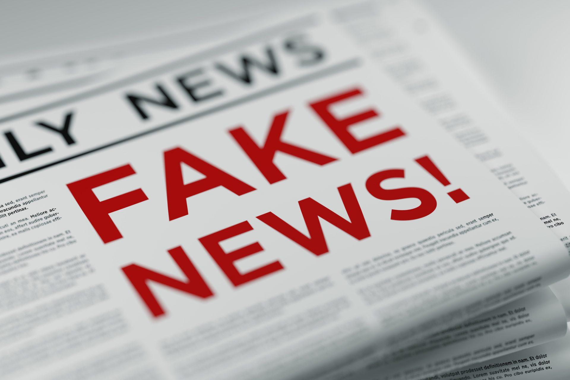 Inteligência Artificial cria fake news super-realista