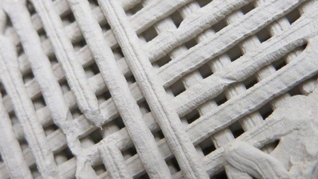 concreto eco-friendly impresso em 3D