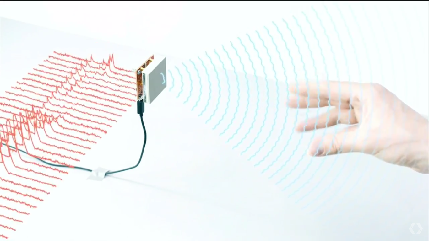 Novo smartphone do google terá sensores de movimento