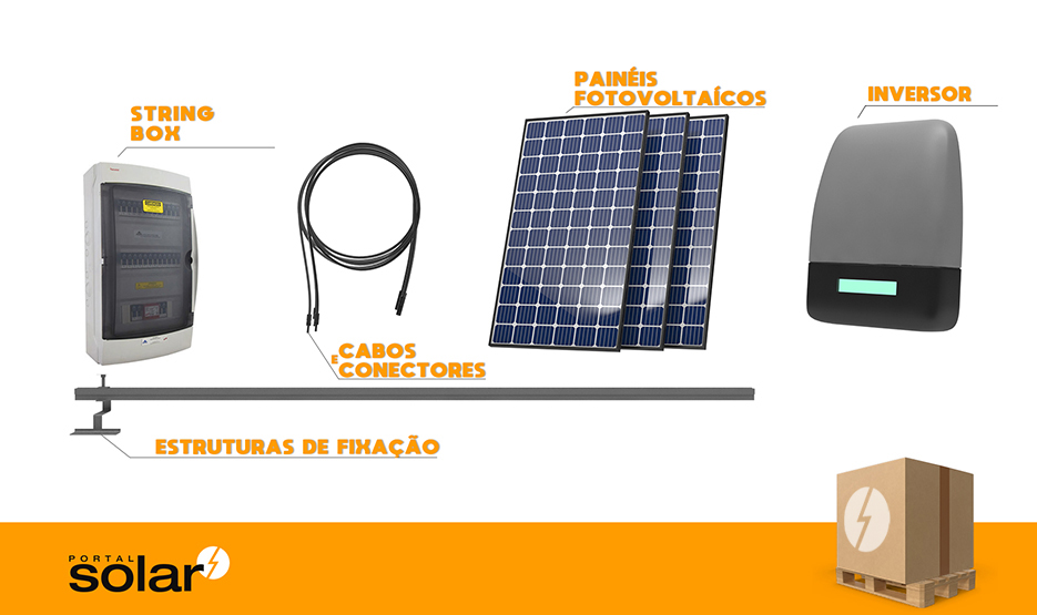 instalar um sistema de energia solar