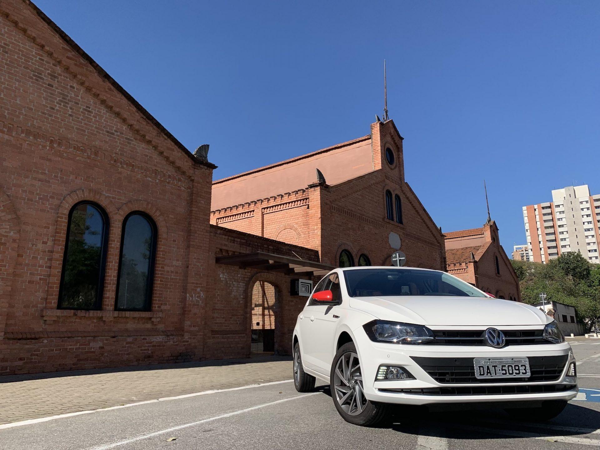 Testamos o Polo Beats 200 TSI da Volkswagen