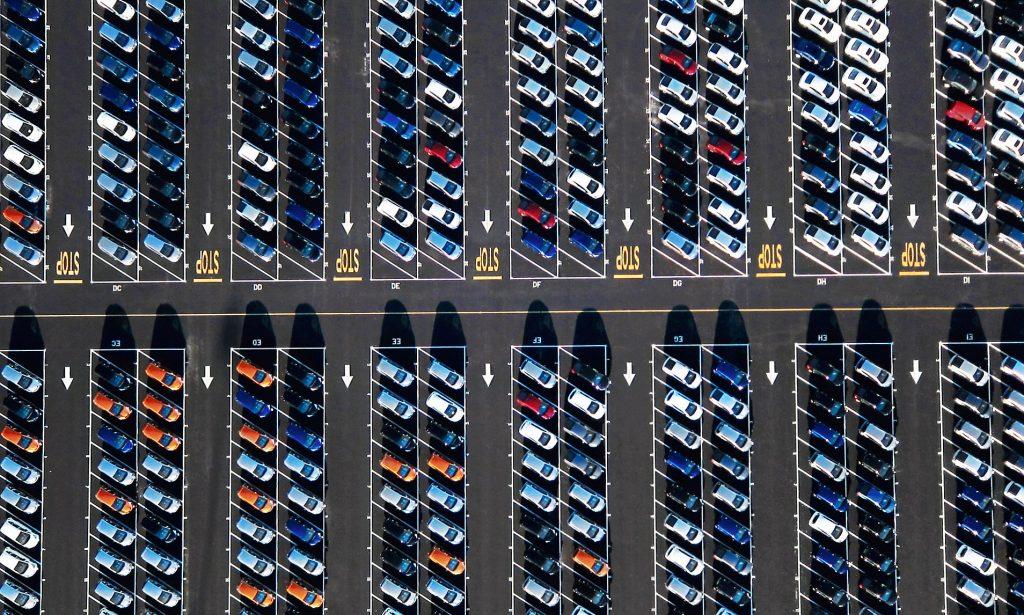 estacionar o carro