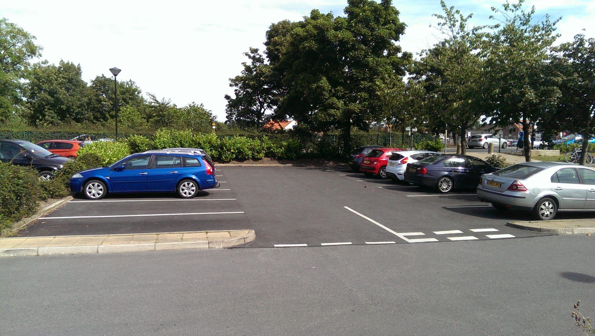 A Matemática te ajuda a escolher o melhor lugar para estacionar o carro