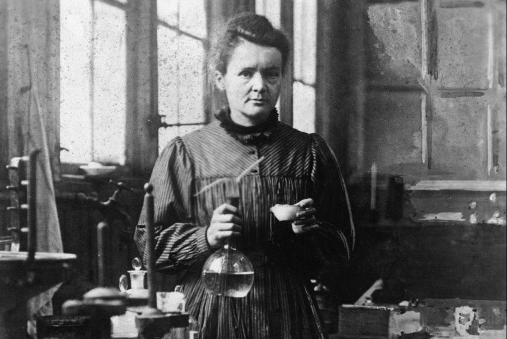Outubro Rosa e Marie Curie