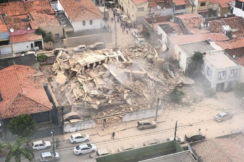 Entenda o desabamento do prédio em Fortaleza do ponto de vista da Engenharia