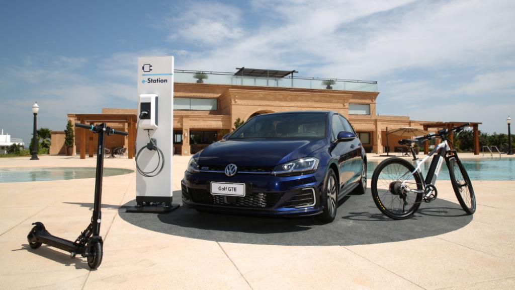 Volkswagen lança seu primeiro híbrido no Brasil: o Golf GTE [e nós já testamos]